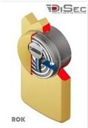 Escudo disec para cerraduras ezcurra